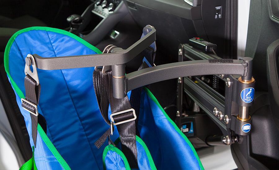 Zdvihák do auta - SMART TRANSFER - Konštrukcia